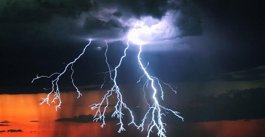 Amazing Lightning Compilation