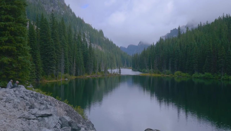 Snow Lakes Trail, Enchantment Lakes Area