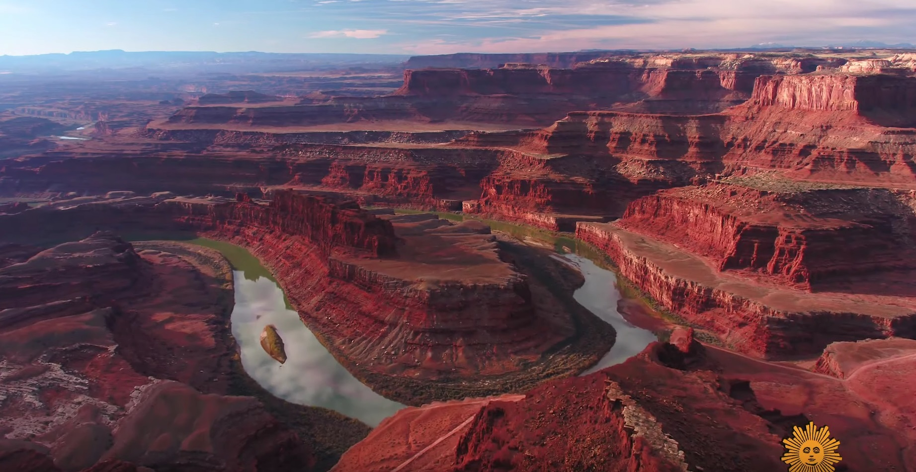 The Canyonlands National Park