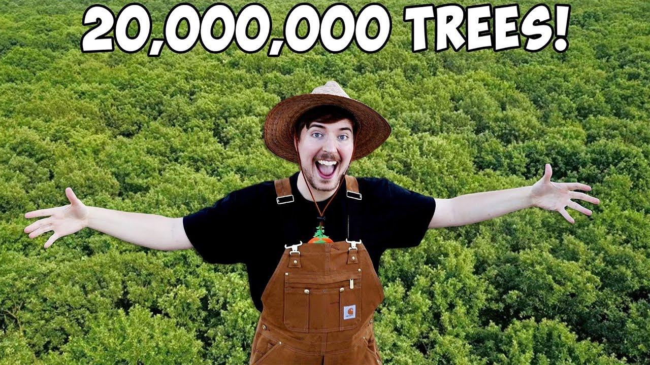 Planting 20,000,000 Trees