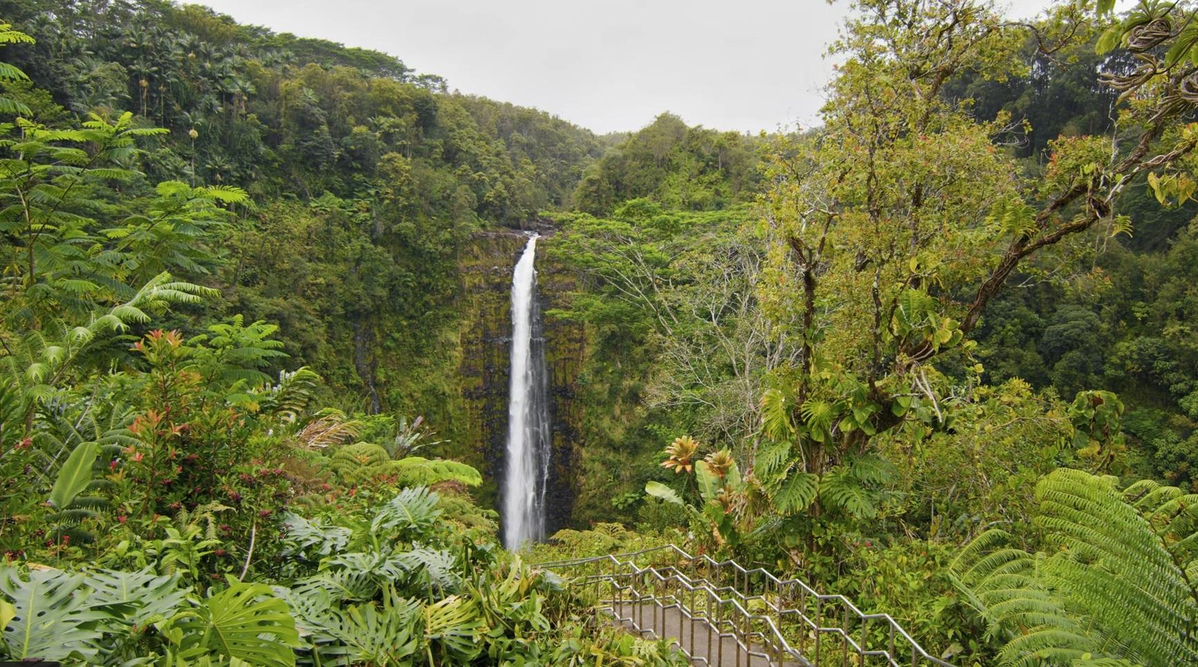 Beauty Of The Big Island Hawaii