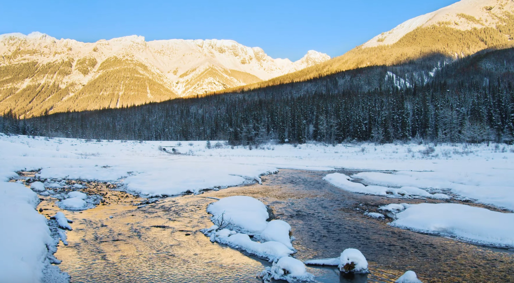 The Scenic Nature Views Of Canada
